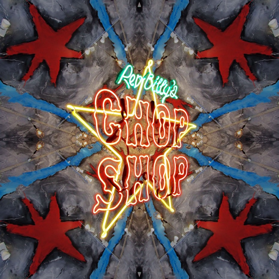 Reverend Billy's Chop Shop - House of Pretty Ltd