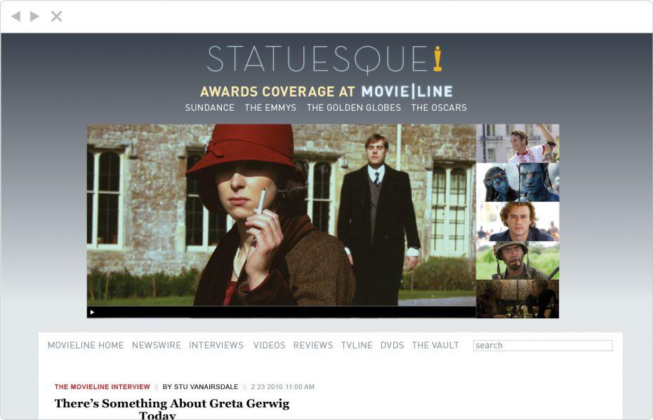Movieline - House of Pretty Ltd